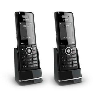 Snom M65-2 Speakerphone w/ 6 Selectable Polyphonic Ringtones