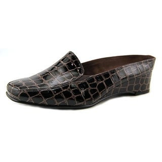 J. Renee Edlyn WW Square Toe Synthetic Loafer