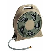 Ames 2388110 Reel Easy Cassette Portable Hose Reel With 60' Hose
