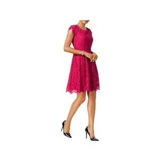Jessica Simpson Womens Party Dress Daytime Above Knee
