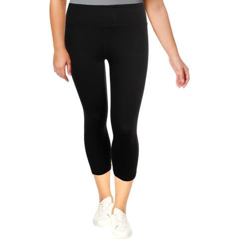 Nanette Lepore Womens Athletic Leggings Fitness Yoga - XL