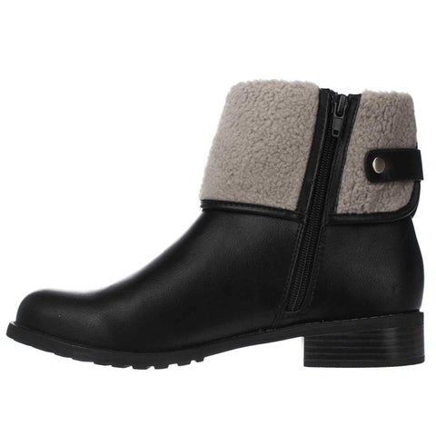 Style & Co. Womens beana 2 Closed Toe Ankle Fashion Boots