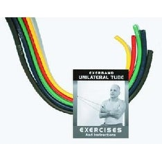 Exercise Tubing with Handle-Assorted Resistances