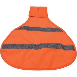 Neon Orange-Small - Coastal Reflective Safety Vest