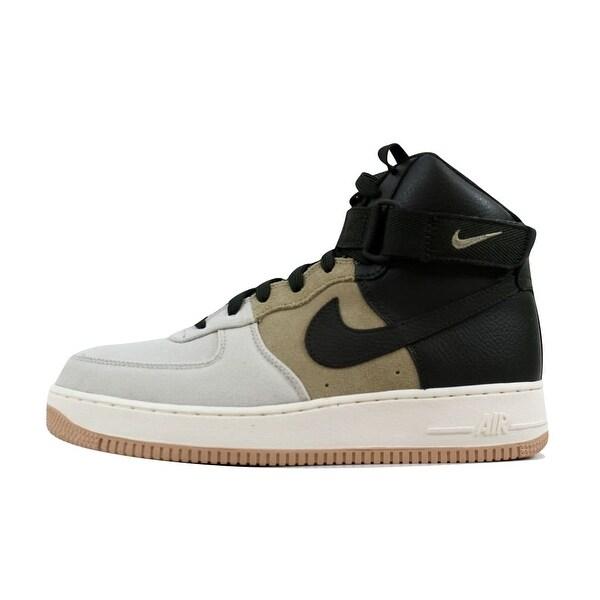 Shop Nike Men's Air Force 1 High 07 LV8 Light BoneSequoia