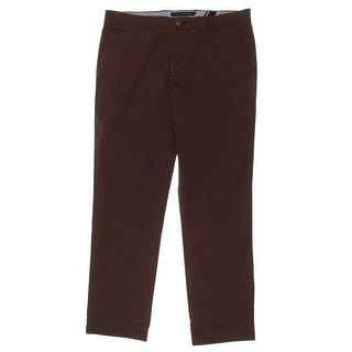 Tommy Hilfiger Mens Slim Fit Chino Pants