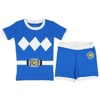 Power Rangers Toddler Character Cotton Pajamas