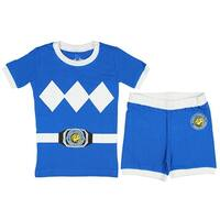 Power Rangers Toddler Character Cotton Pajamas