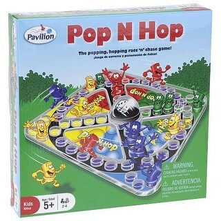 Pop 'N Hop Board Game