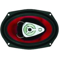 "Chaos Exxtreme Series 6""x9"" 400 Watt 3-Way Full Range Speaker"