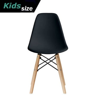 2xhome Modern Kids ChairSide No arm ArmlessColorswith Natural Wood Legs