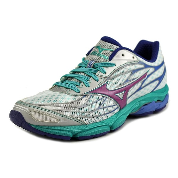 Mizuno Wave Catalyst 2 Women Round Toe Synthetic Multi Color Running Shoe