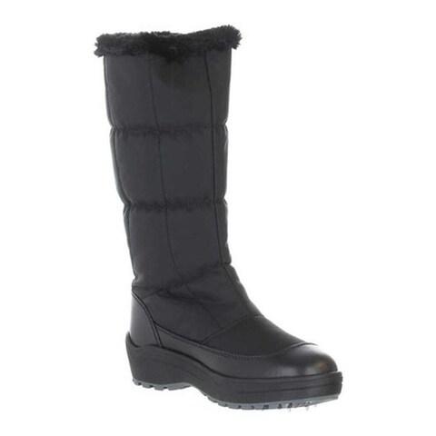 Pajar Women's Alexandra Knee High Boot Black