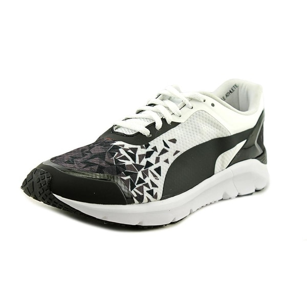 Puma Pulse Pwr Xt Fracture Women Round Toe Canvas Running Shoe