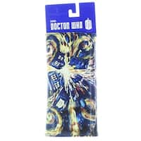 Doctor Who Purse Van Gogh Exploding TARDIS - Multi