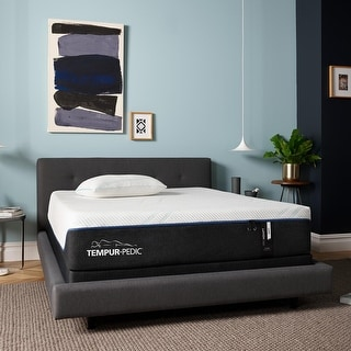 Link to TEMPUR-ProAdapt 12-inch Mattress and Ergo Adjustable Bed Set Similar Items in Bedroom Furniture