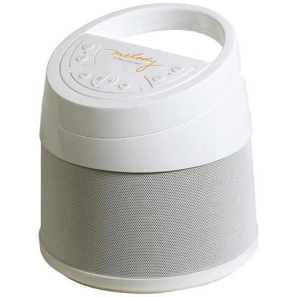 Soundcast MLD414 Melody Wireless Bluetooth Speaker - White (Refurbished)