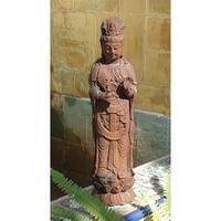Design Toscano  The Goddess Guan-Yin Sculpture