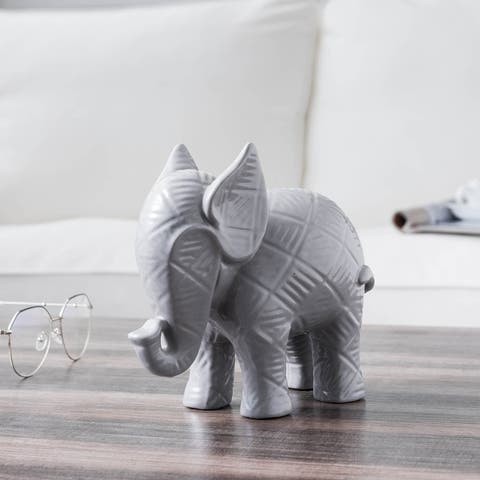 Textured Elephant