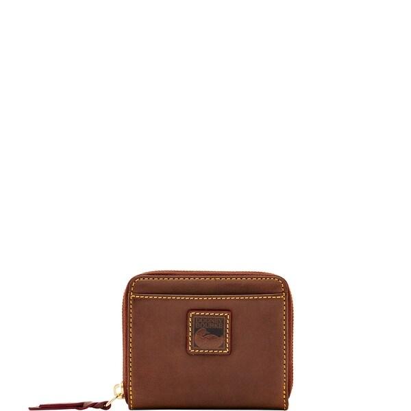 Dooney & Bourke Florentine Small Zip Around Wallet (Introduced by Dooney & Bourke at $98 in Feb 2017)