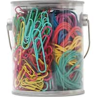 American Crafts Office Bucket Accessory Set 291/Pkg-Bright Colors