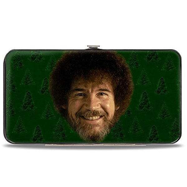 Buckle-Down Hinge Wallet - Bob Ross