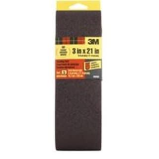 "3M 99265 Power Sanding Belts, 3"" x 21"""
