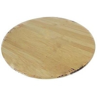"Palais Dinnerware 14"" Round Server Rotating, Bamboo Lazy Susan"