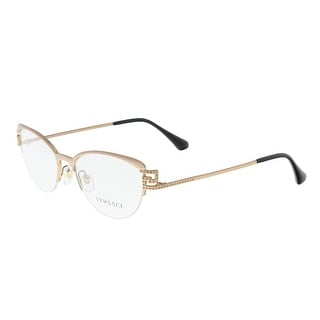 Versace VE1239B 1386 Brushed Copper Cateye Optical Frames - Brushed Copper - 53-17-140