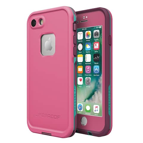 2027cffb1 LifeProof FRE Series Case, Waterproof, Drop Proof, Snowproof, Shockproof  for iPhone 8