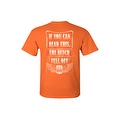 Men's T-Shirt Biker If U Can Read This, The B**ch Fell Off Route 66 Motorcycle Tee - Thumbnail 5