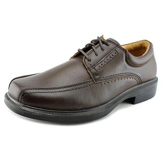Deer Stags Williamsburg Men Bicycle Toe Synthetic Oxford