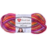 Red Heart Unforgettable Waves Yarn-Menagerie