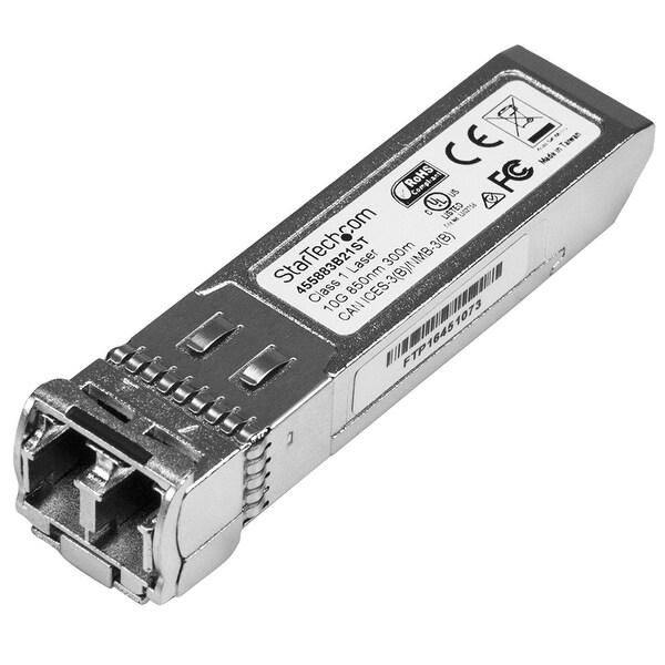 Startech 455883B21st 10Gbase-Sr 10 Gigabit Ethernet Sfp+ Transceiver Module