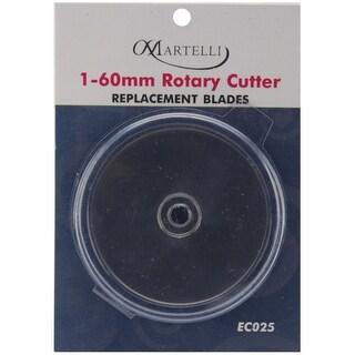 Rotary Cutter Blade Refill-60mm 1/Pkg