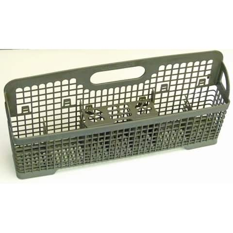 NEW OEM KitchenAid Silverware Utensil Bin Basket Originally Shipped With KUDL03FVSS4, KUDL03FVSS3, KUDK03CTBL1