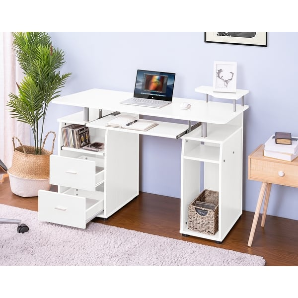 Essential Home Office Computer Desk