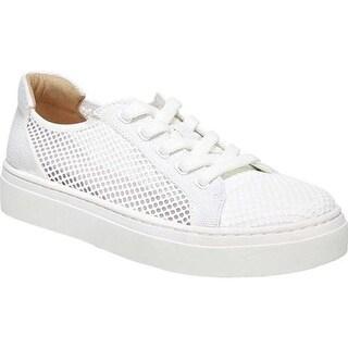 Cairo Sneaker White Mesh/Canvas