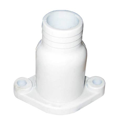 Raritan straight discharge adapter (90deg to straight)