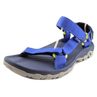 Teva Hurricane XLT Men Open-Toe Canvas Blue Sport Sandal
