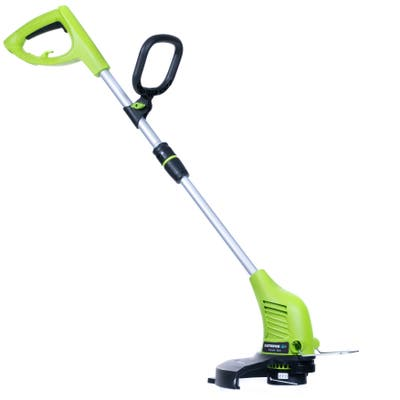 Earthwise STM5512 5.5-Amp 12-Inch 2-in-1 Corded Electric String Trimmer/Mower