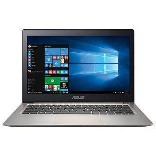 Asus 13 point 3 Inch Zenbook Touchscreen Laptop Asus ZENBOOK UX303UA-DH51T 13.3 Touchscreen (In-plane Switching (IPS)