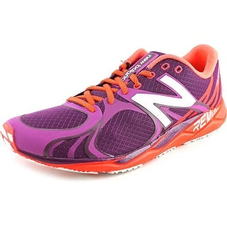 New Balance W1400 Women Round Toe Synthetic Purple Running Shoe