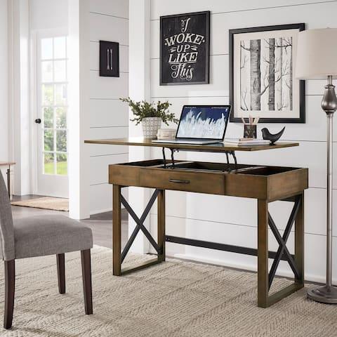 Carbon Loft Stanger Height-adjustable/Lift-top Desk