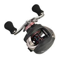 11+1BB 6.3:1 Ball Bearings Left Hand Bait casting Fishing Reel High Speed Black