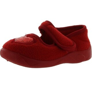 Ragg Kids' Sweetie Ll Mary-Jane Slipper - Red