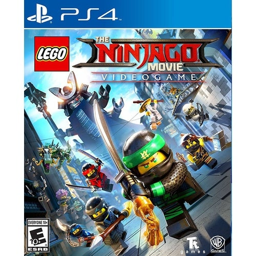 Shop Lego Ninjago Movie Videogame Playstation 4 Free
