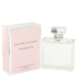 Eau De Parfum Spray 3.4 oz ROMANCE by Ralph Lauren - Women