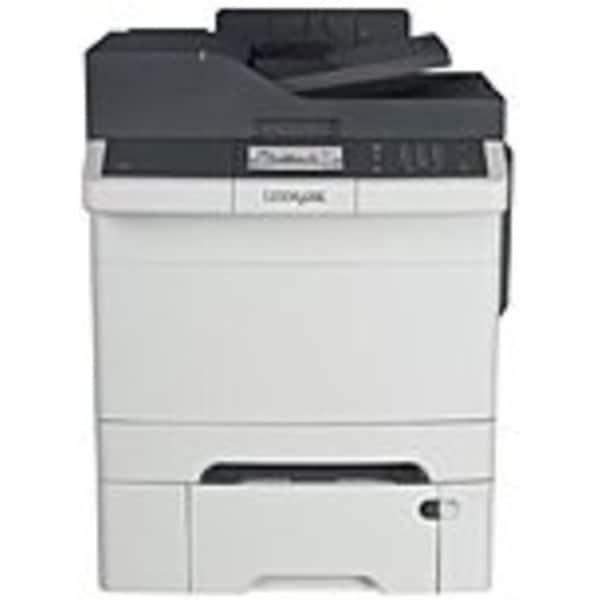 Lexmark 28D0600 CX410DTE Color Laser Multi-Function Printer - 32 (Refurbished)
