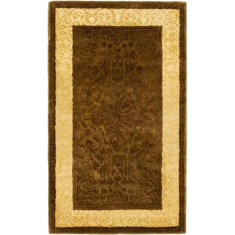 Safavieh Handmade Silk Road Maryrose Traditional Oriental Wool Rug